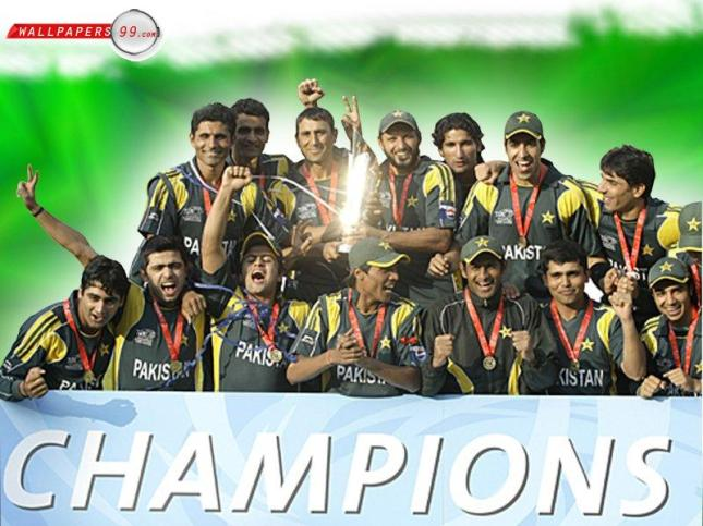 ICC TWENT20 WORLD CHAMPIAN  2009 Pakistan Team Wallpapers.jpg