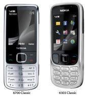 Nokia 6700 , Nokia 6303