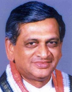 S M Krishna