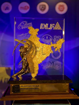 DLF IPL T20 2012 Season 5 Trophy Wallpapers Download , Images, Gallery